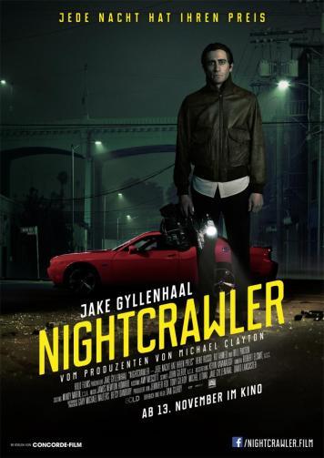 Nightcrawler-DE-Poster