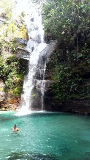 chapada dos veadeiros alto paraiso leidi turatti cachoeira santa barbara 2