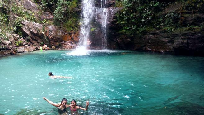 chapada dos veadeiros alto paraiso leidi turatti cachoeira santa barbara 3
