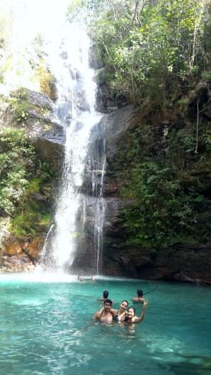 chapada dos veadeiros alto paraiso leidi turatti cachoeira santa barbara 5