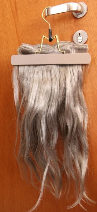 bellami hair extensão de cabelo aplique tic tac leidi turatti 10